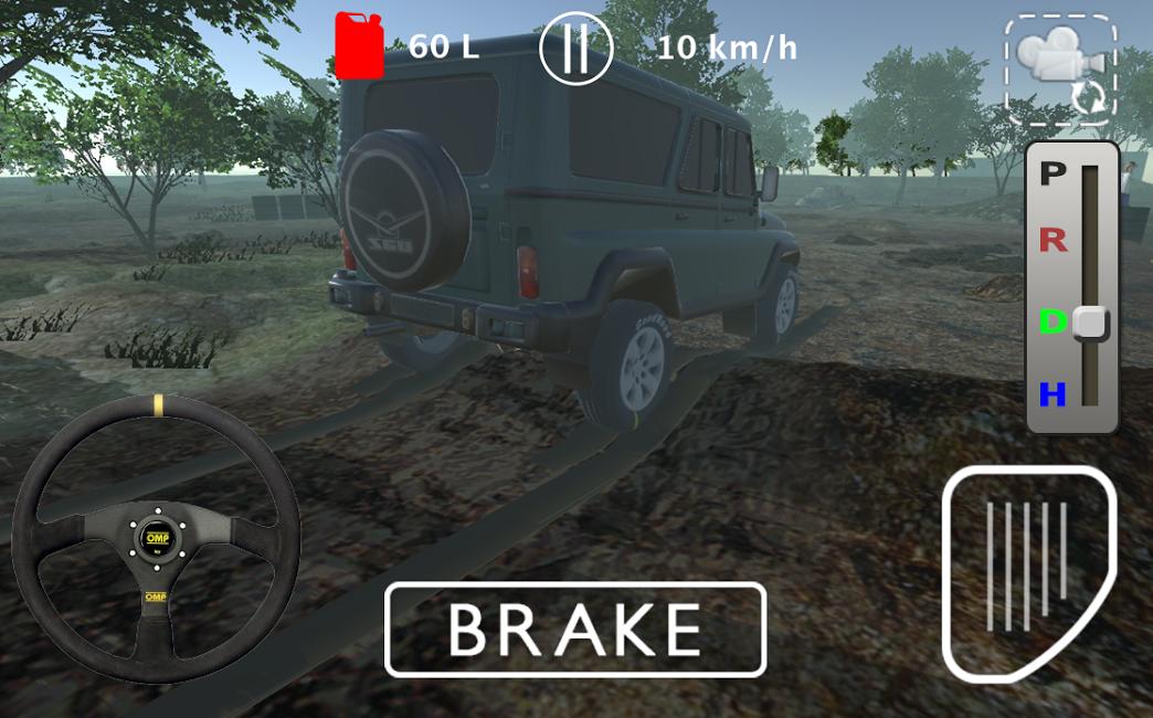 Полный привод: УАЗ 4x4 Уральский призыв скачать