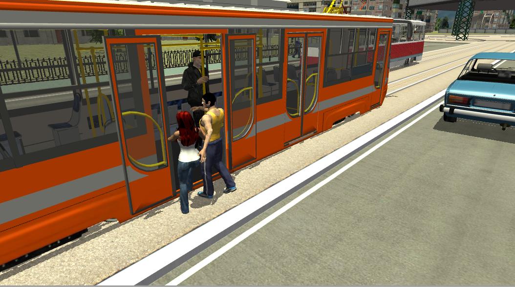 скачать на андроид симулятор трамвая
