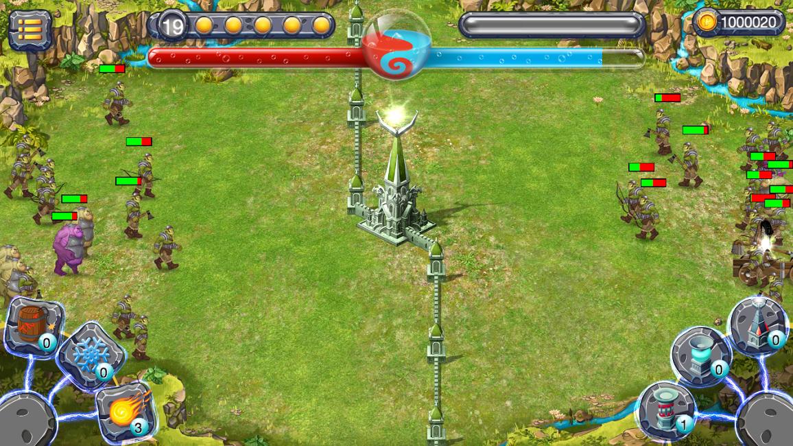 игра битва орков