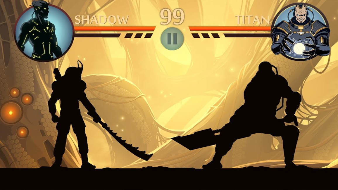 бой с тенью фото игры