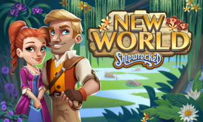 Shipwrecked: New World